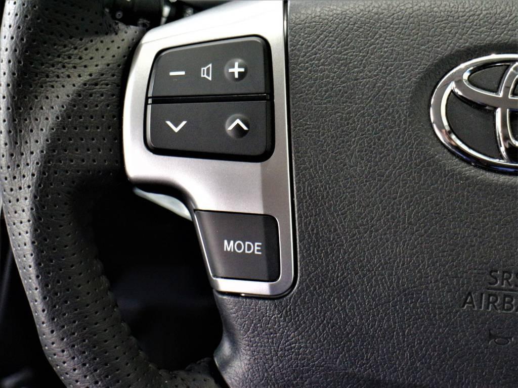 ステアリングスイッチ連動加工済!   トヨタ ハイエースバン 3.0 スーパーGL ワイド ロング ミドルルーフ ディーゼルターボ