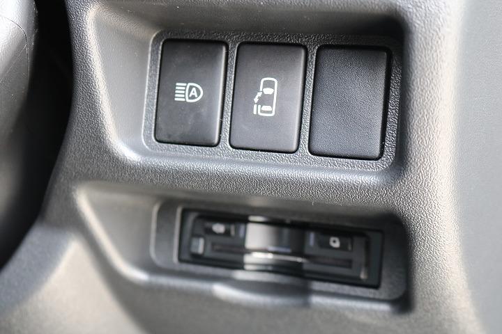 左側パワースライド&ビルトインETC! | トヨタ ハイエース 2.7 GL ロング ミドルルーフ 4WD R1内装架装車両