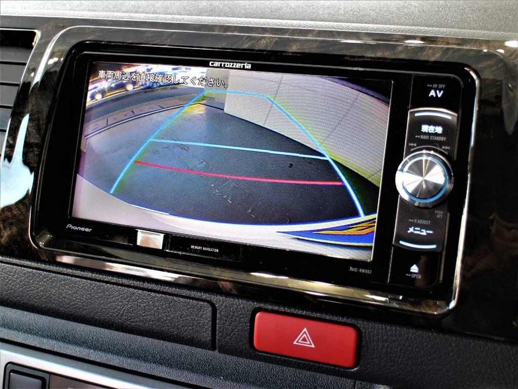 バックモニター連動加工済!   トヨタ ハイエースバン 2.8 スーパーGL ダークプライムⅡ ロングボディ ディーゼルターボ 4WD