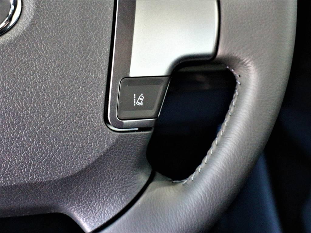 車線はみ出しアラート(レーンディパーチャーアラート)! | トヨタ ハイエースバン 2.0 スーパーGL ダークプライムⅡ ロングボディ