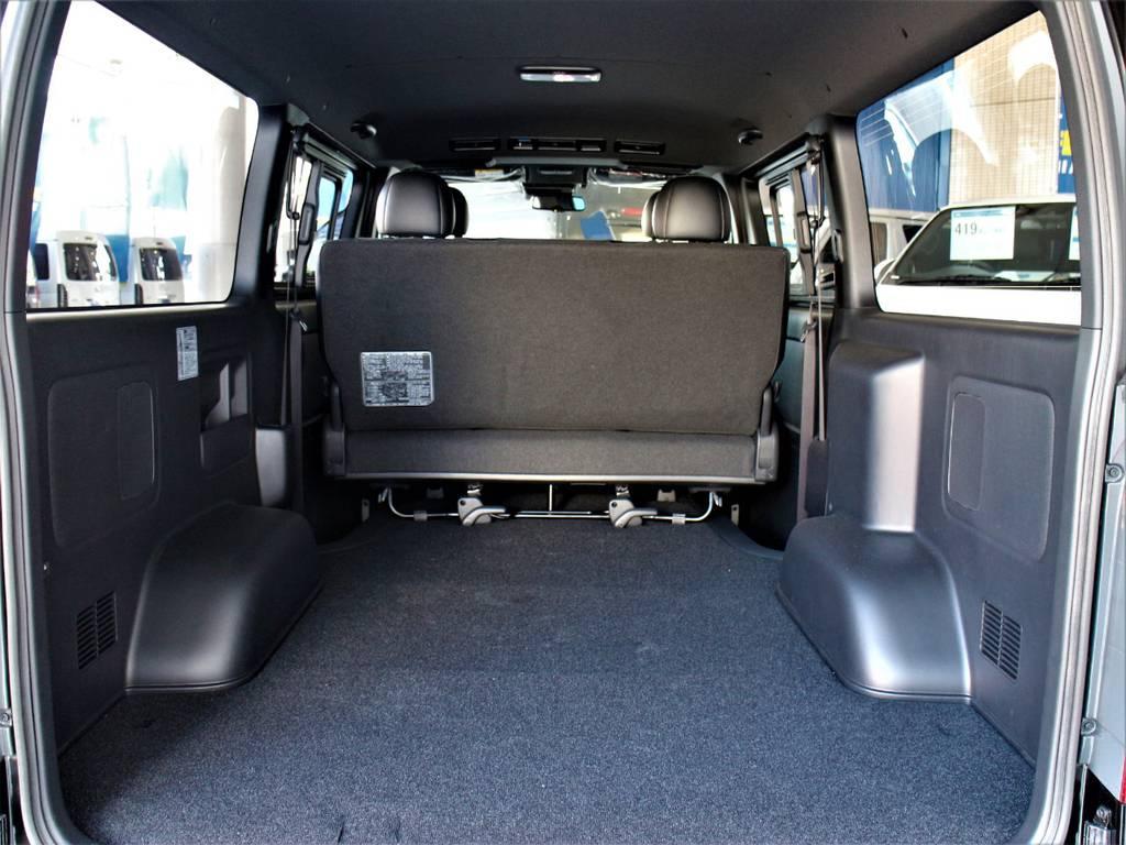 特別仕様車専用内装です! | トヨタ ハイエースバン 2.0 スーパーGL ダークプライムⅡ ロングボディ