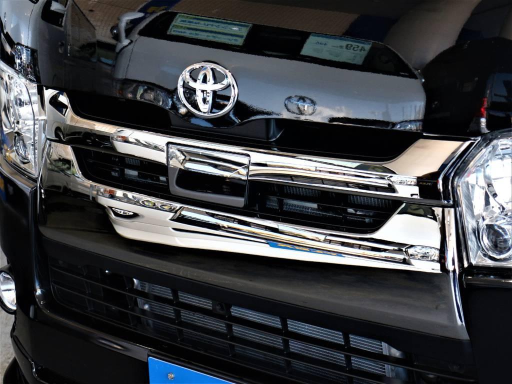 TOYOTAセーフティーセンス! | トヨタ ハイエースバン 2.0 スーパーGL ダークプライムⅡ ロングボディ
