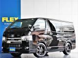 【新車】即納車可能♪ スーパーGL ガソリン 特別仕様車ダークプライムⅡ 小窓付き
