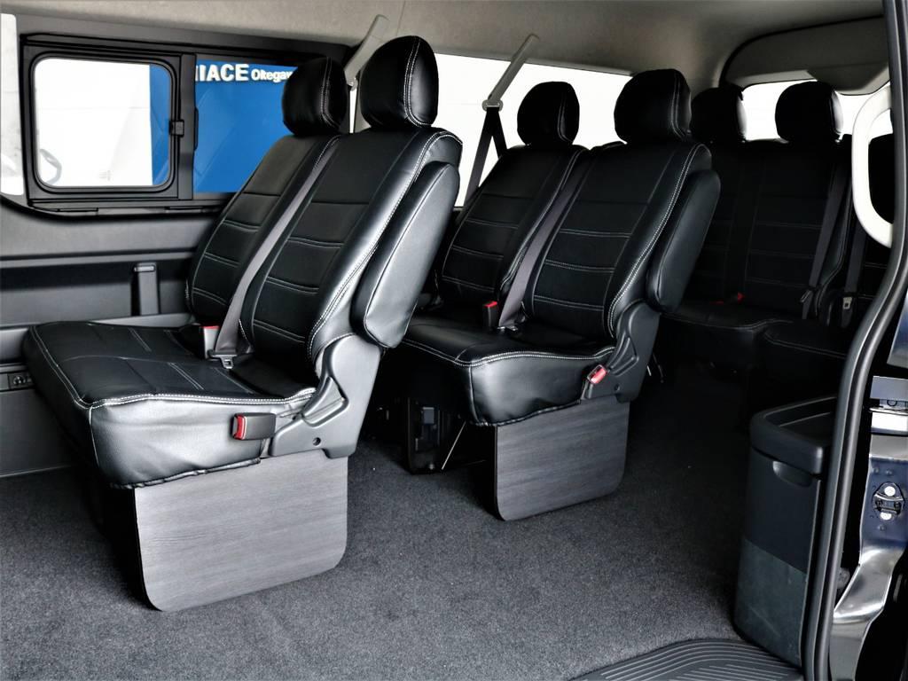 10人乗りです! | トヨタ ハイエース 2.7 GL ロング ミドルルーフ
