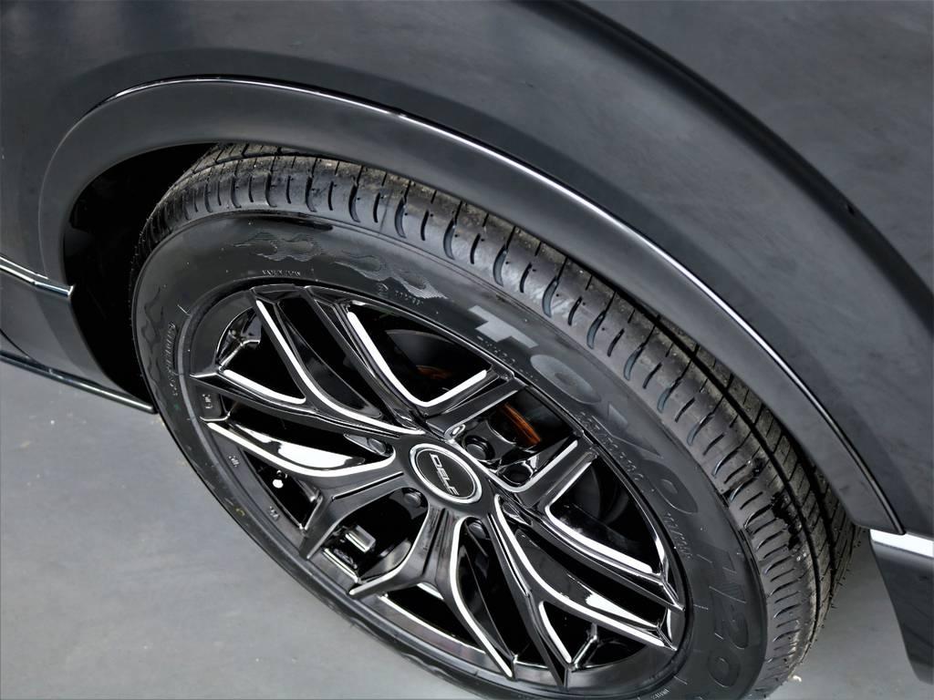 FLEXオリジナルDelfino Lineオーバーフェンダー! | トヨタ ハイエース 2.7 GL ロング ミドルルーフ