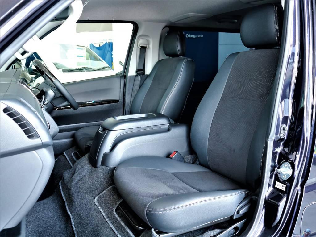 特別仕様車専用シートです! | トヨタ レジアスエース 2.8 スーパーGL ダークプライム ロングボディ ディーゼルターボ