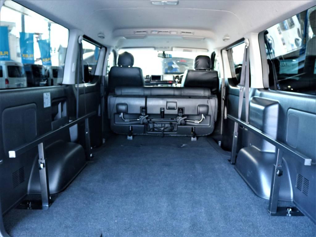 内外装クリーニング済です!   トヨタ ハイエースバン 2.7 スーパーGL ワイド ロング ミドルルーフ 4WD