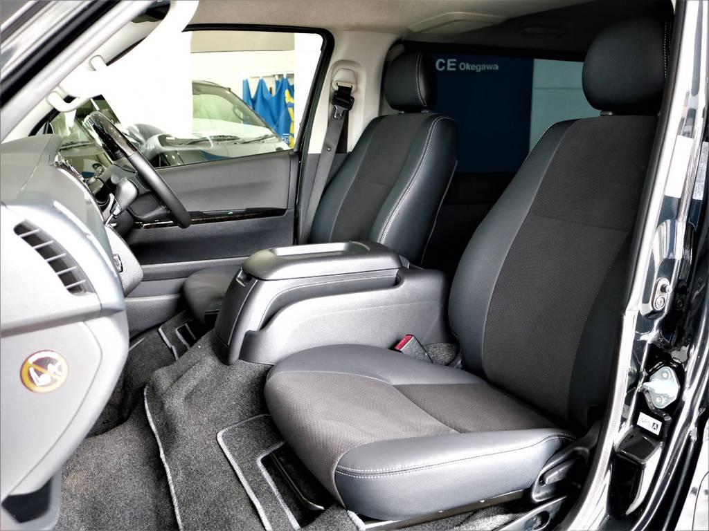 特別仕様車専用シートです!