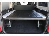 レガンス製ベッドキット!高さ調節も可能でとても使い勝手のいいベットキットになります!車中泊もすぐにお楽しみいただけます!