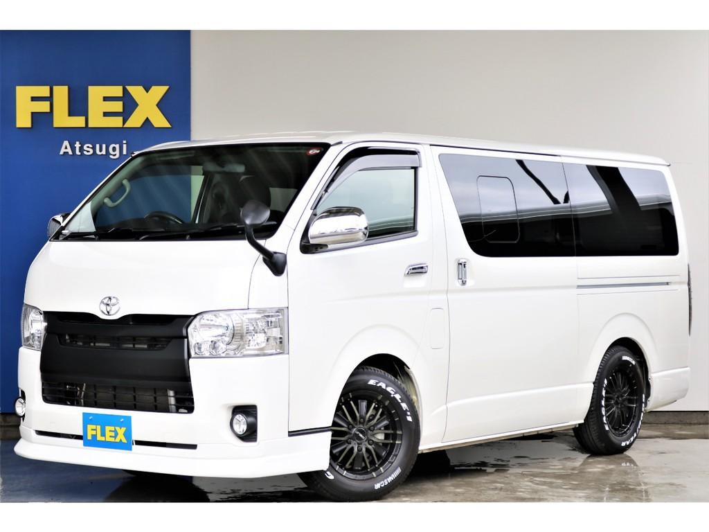 【厳選仕入れ中古車】S-GLダークプライム ガソリン2WD ベッドキットやLEDテールランプなどの嬉しい装備が多数!!