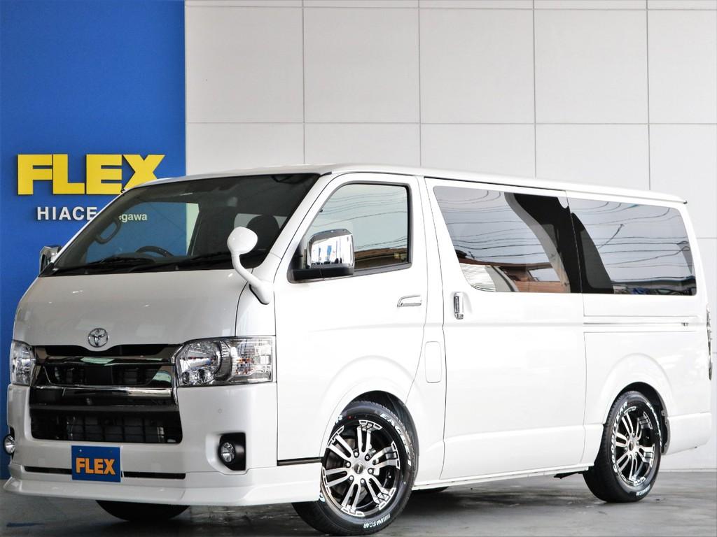 ◎新型新車◎ S-GLダークプライムⅡディーゼルターボ 人気の両側自動ドア付き ベッドキット おすすめパッケージ!!即納車可能!