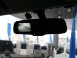 メーカーオプション☆バックカメラ自動防眩インナーミラー付き☆