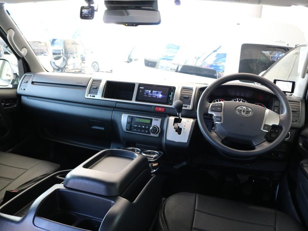 追加のカスタムももちろん可能☆内装クリーニング済みできれいな車内♪