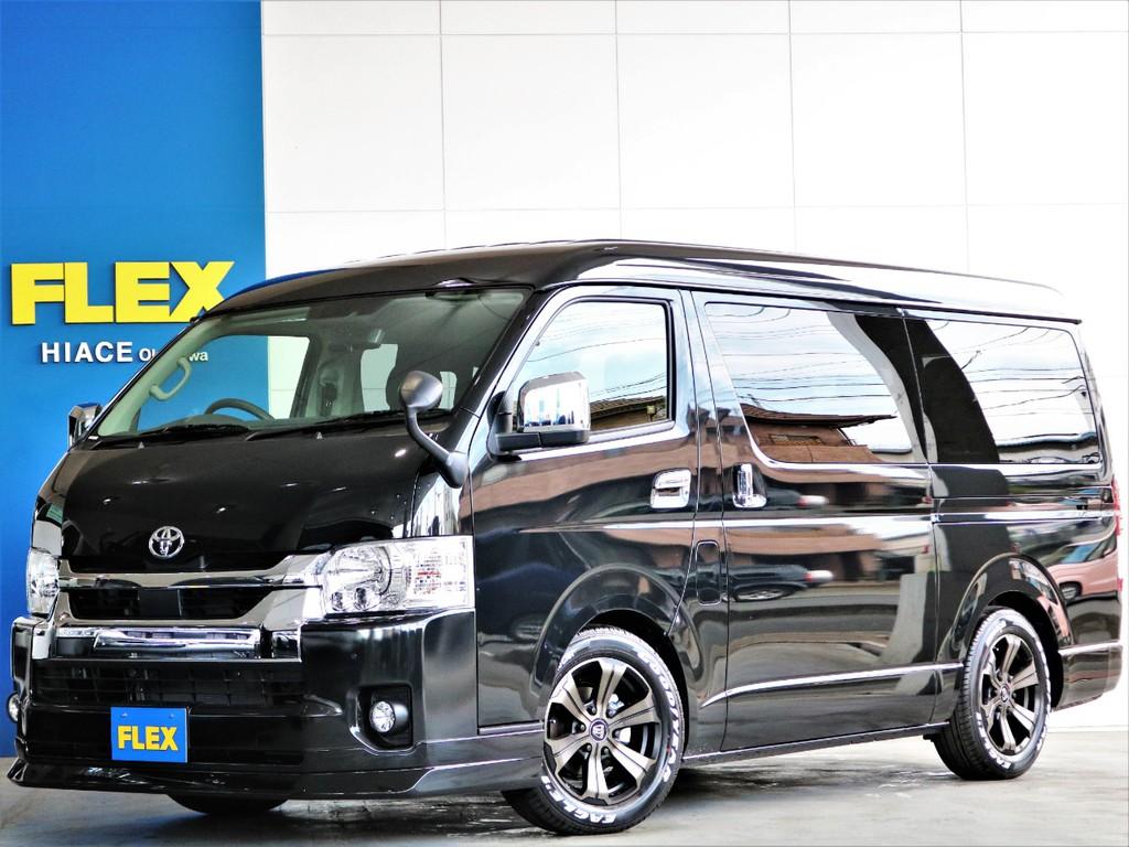 新車 ワゴンGL バージョン1内装架装 フリップダウンモニター付でお子様にもうれしいシートアレンジVer1.5!ガソリン2WD!