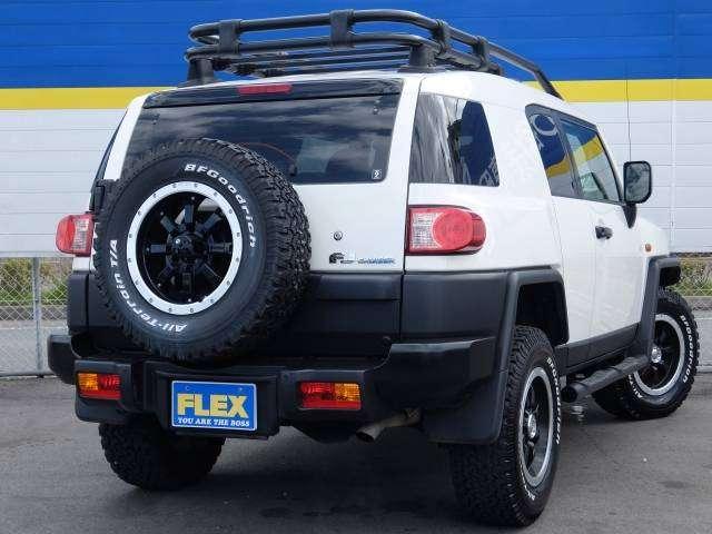 FJクルーザー 4.0 4WD