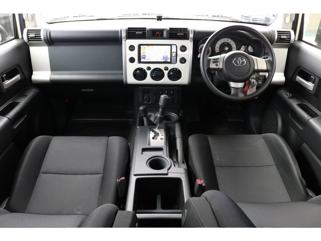 | トヨタ FJクルーザー 4.0 4WD