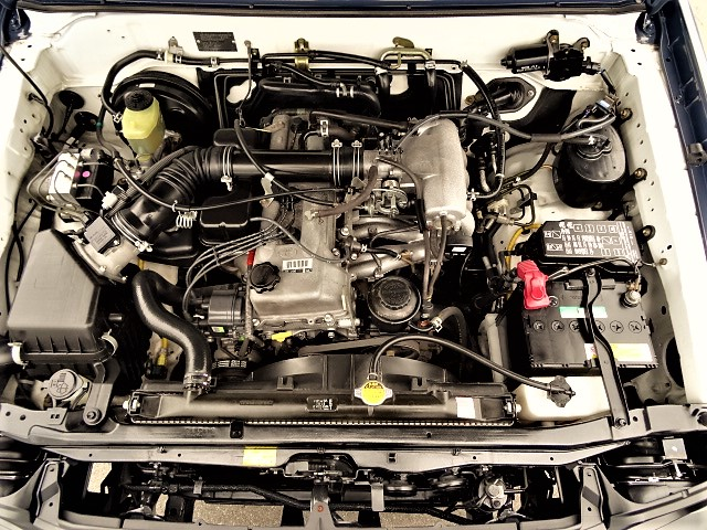   トヨタ ランドクルーザープラド 2.7 TX リミテッド 4WD ナロー換装