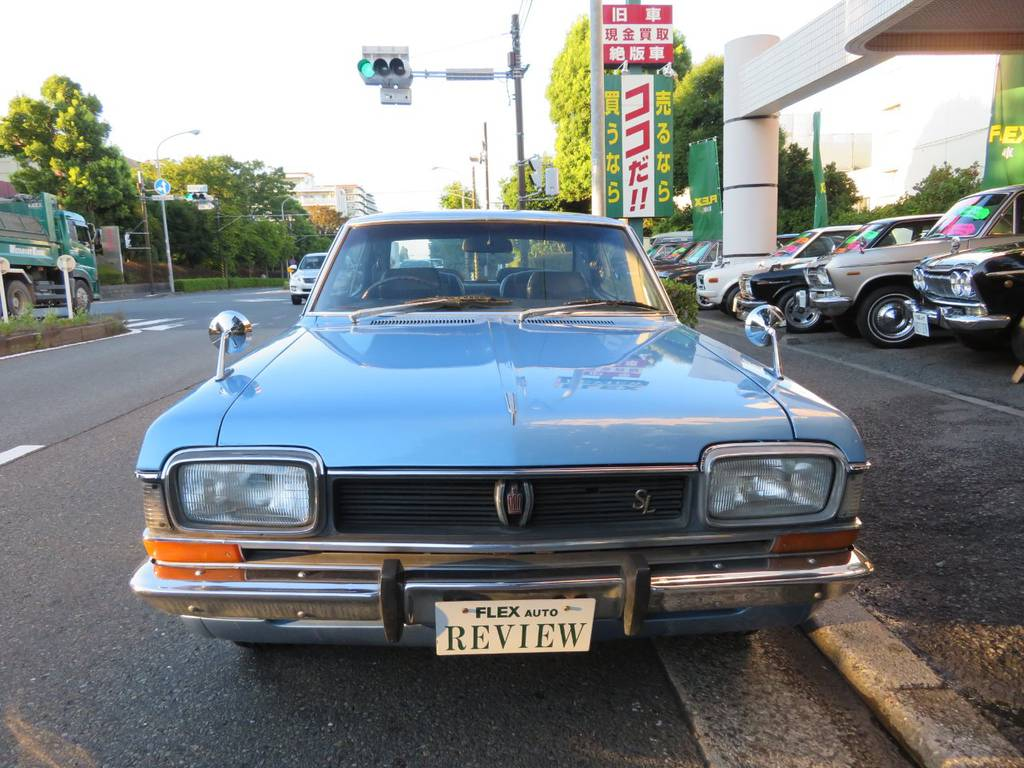 | トヨタ クラウン2ドアハードトップ 2000SL