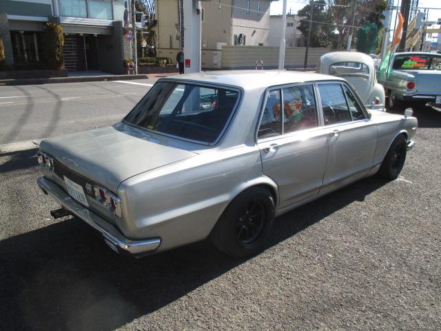 スカイライン GT改