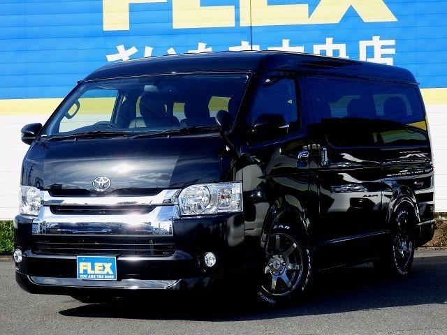 FLEXシートアレンジ【Ver1】入庫!8インチワイドナビトリプルモニター搭載♪ ウィンカーミラー付 VSC付モデル