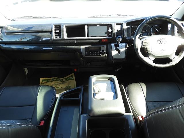 ハイエース 2.7 GL ロング ミドルルーフ 4WD