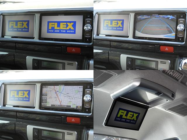 フルセグSDナビは走行中視聴やBluetooth接続も可能です!