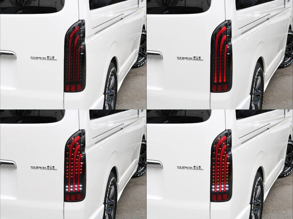 | トヨタ ハイエースバン 2.0 スーパーGL ロング 415コブラコンプリート 5型TSS無