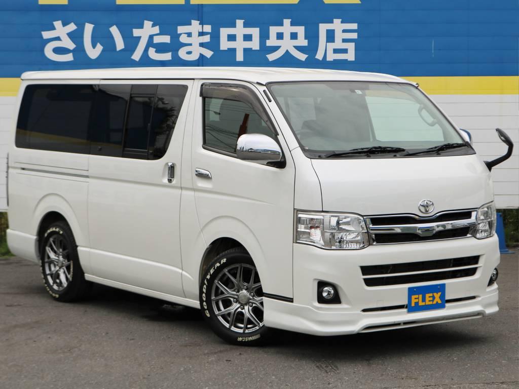 買取直販お買い得車両♪3型人気カラーパールホワイト!