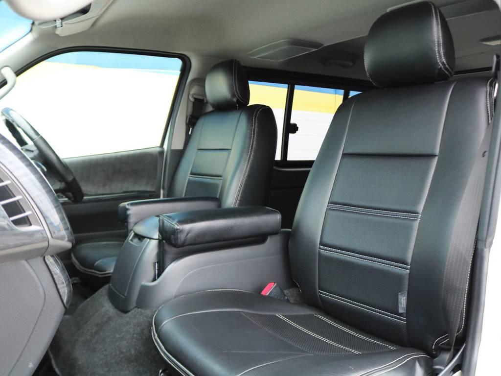 お客様のご希望のカスタムも承っておりますのでご相談ください♪ | トヨタ レジアスエース 2.0 スーパーGL ロングボディ Ⅲ型フルエアロ WALD17インチ