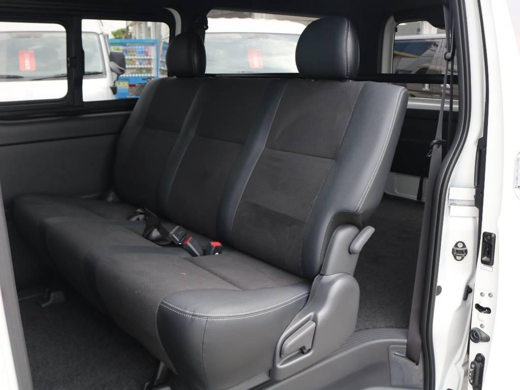 後付けのベッドキットやフローリングなどのカスタムも喜んでお受けいたします! | トヨタ ハイエースバン 2.8 スーパーGL ダークプライムⅡ ロングボディ ディーゼルターボ 415コブラコンプリート TSS付