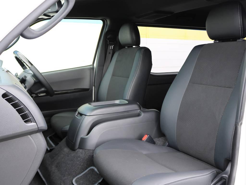 トヨタ正規保証付帯!5年または10万キロいずれか早い方迄となります! | トヨタ ハイエースバン 2.0 スーパーGL ダークプライムⅡ ロングボディ FLEXカスタム フルセグナビETC20