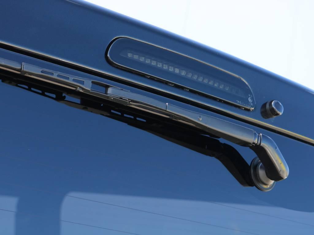 メーカーオプション【バックモニター自動防眩ミラー・100Vコンセント】にダークプライムⅡ標準装備【スマートキー&プッシュスタート・助手席エアバック】! | トヨタ ハイエースバン 2.0 スーパーGL ダークプライムⅡ ロングボディ FLEXカスタム フルセグナビETC20