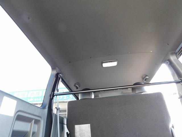 ダークプライムⅡ専用の室内はブラックで統一!内装も外装もブラックでカッコいいですよっ!!!