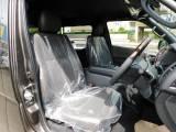特別仕様車限定のハーフレザーシート!ダークプライムⅡとも色合いが違う特別感のあるシートですよっ!!!