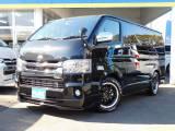 新車ダークプライムⅡ・スタイリッシュナビパッケージ完成致しました♪人気のブラックカラーでキマってます♪
