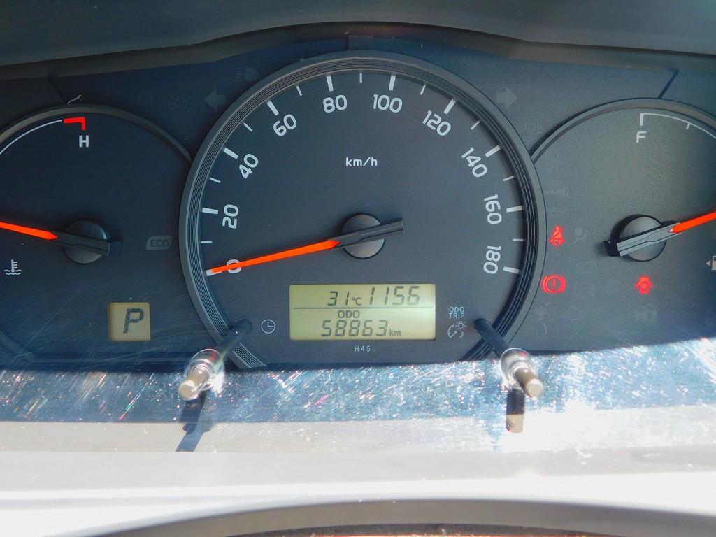 走行距離はまだまだこれからの約59000キロ♪じっくり乗れますよっ♪