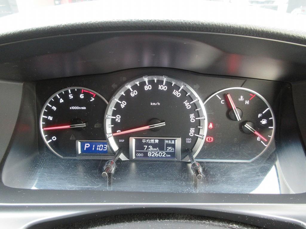走行距離はまだまだ走る82000キロ台!!!エンジンもまだまだ元気いっぱいです♪