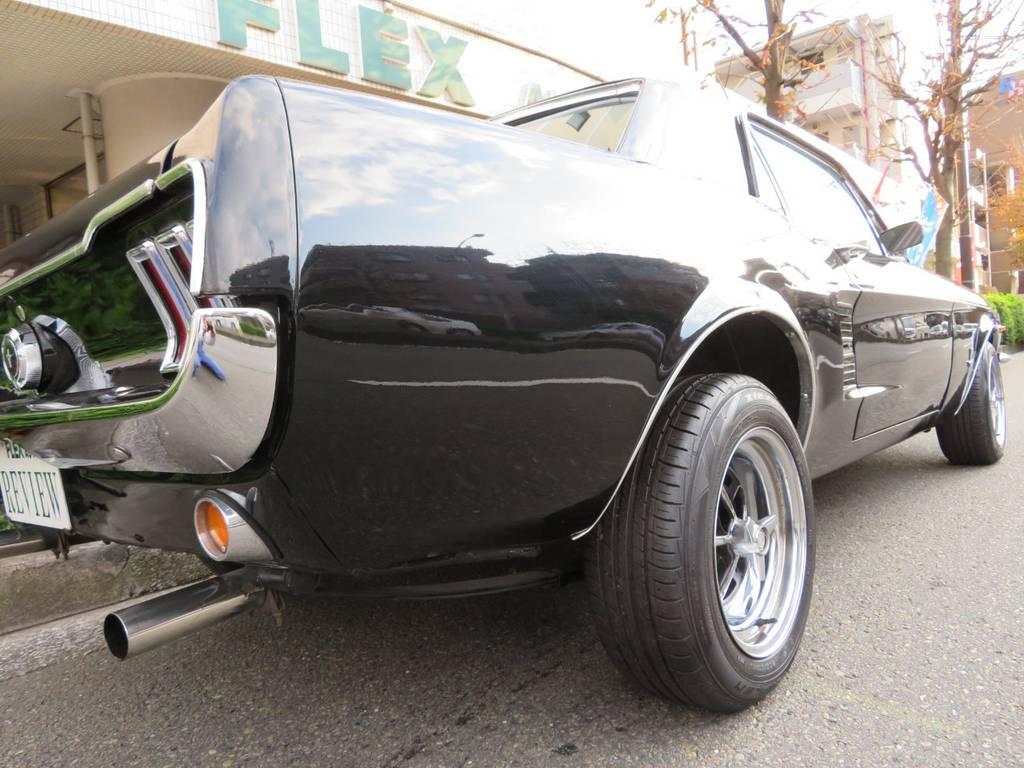 | フォード マスタング 289V8