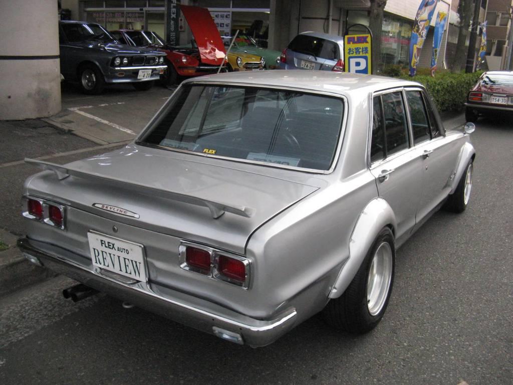スカイライン GT改 セミワークス