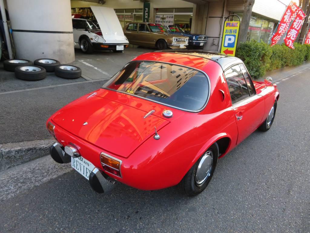 | トヨタ スポーツ800 ヨタハチ 後期型