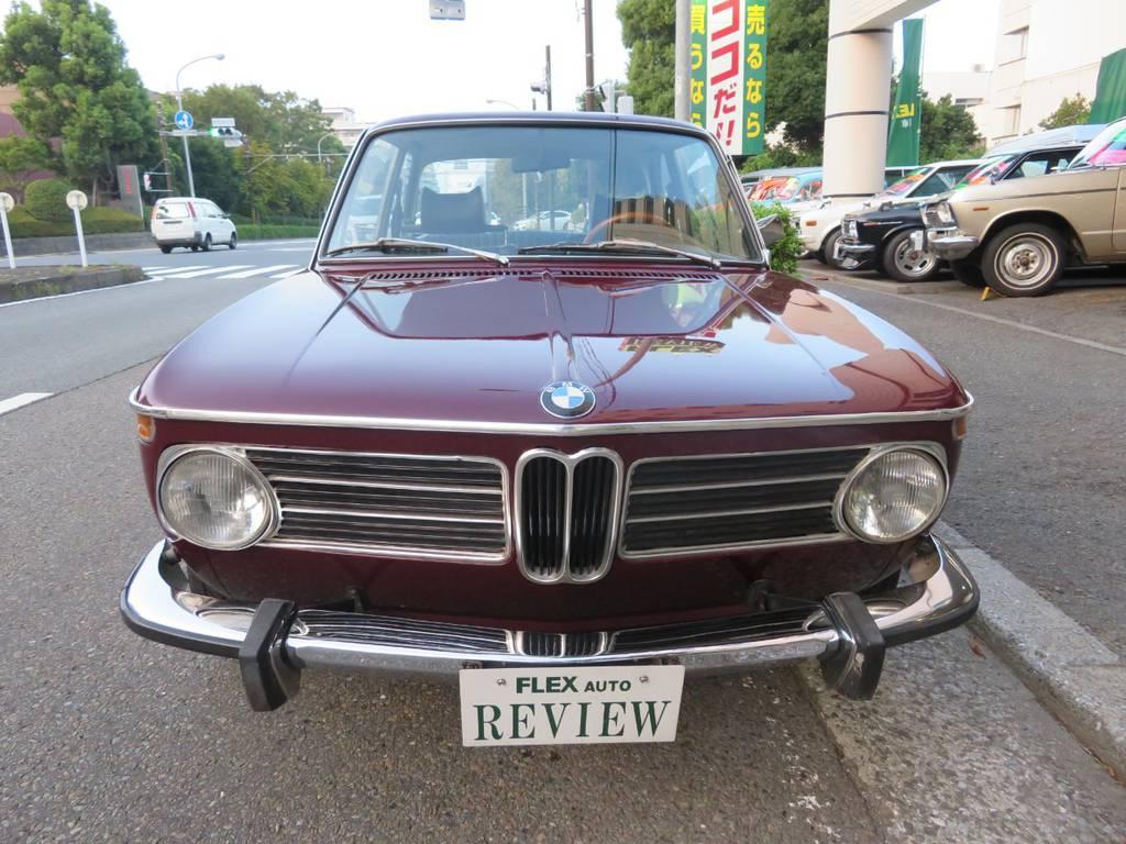 | BMW BMW2002 前期型 丸テール ツインキャブ