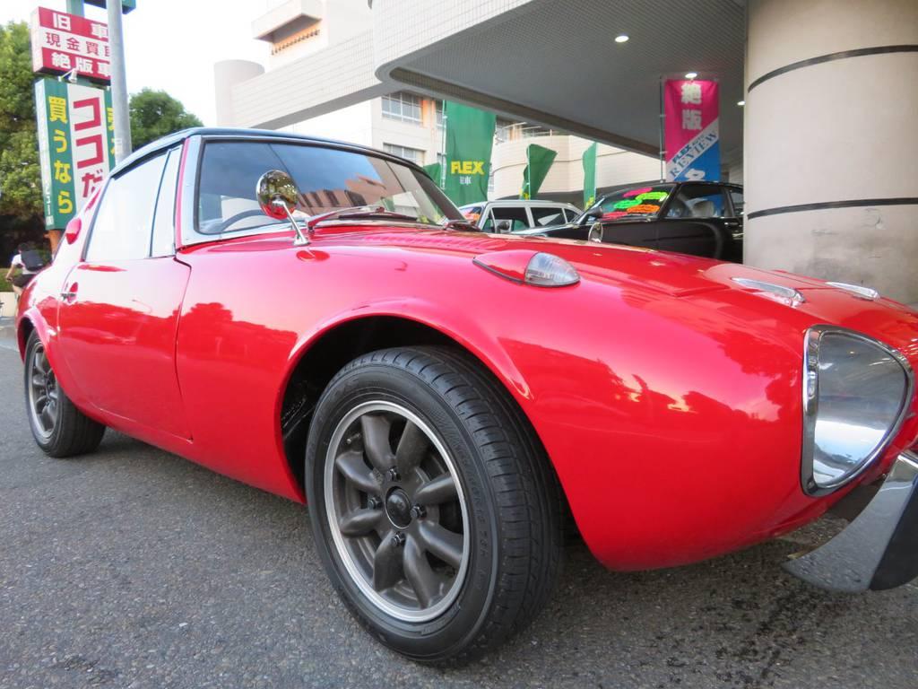 | トヨタ スポーツ800 前期型