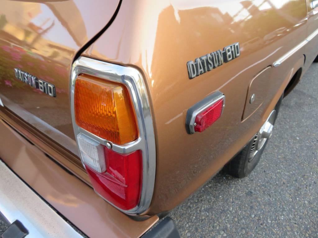 | 日産 ブルーバードワゴン DATSUN810 L24 国内新規