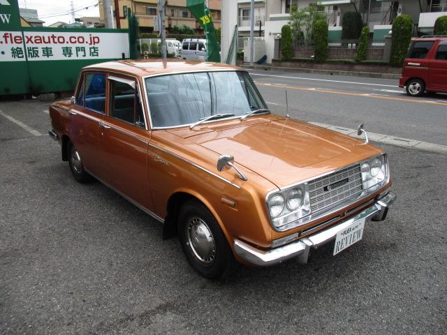 | トヨタ コロナ 1500DX 前期型