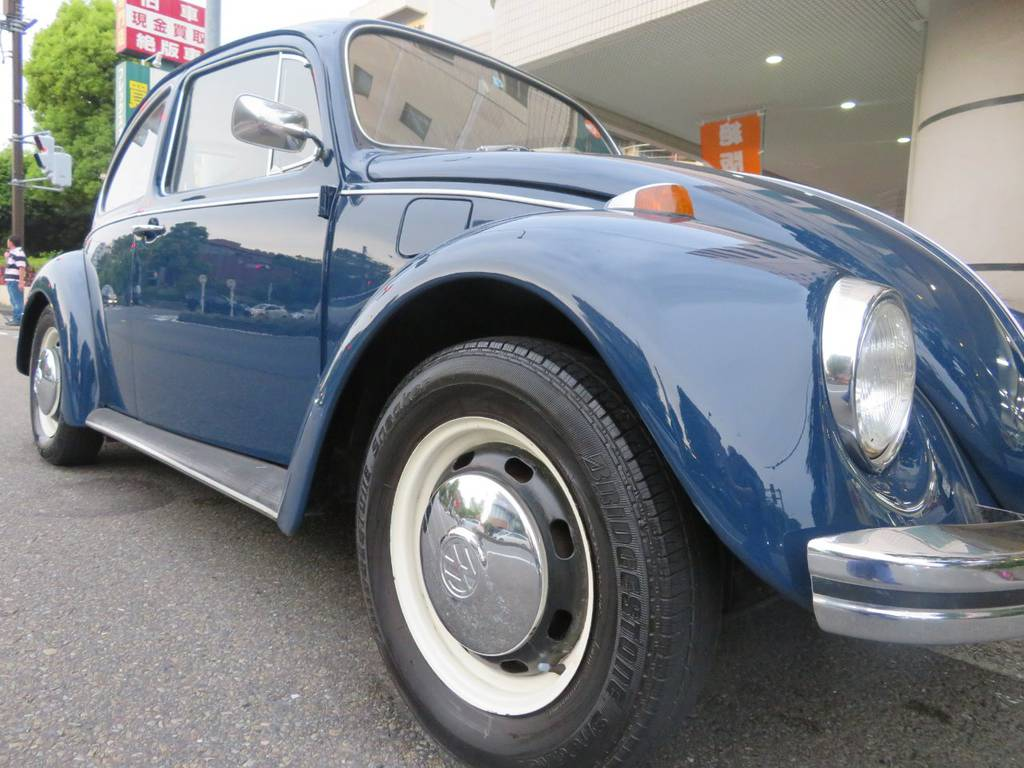 | フォルクスワーゲン タイプI 1500 ディーラー車