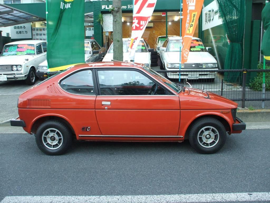   スズキ セルボ CX-G