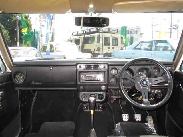  日産 ブルーバード 1600SSS改 L20B