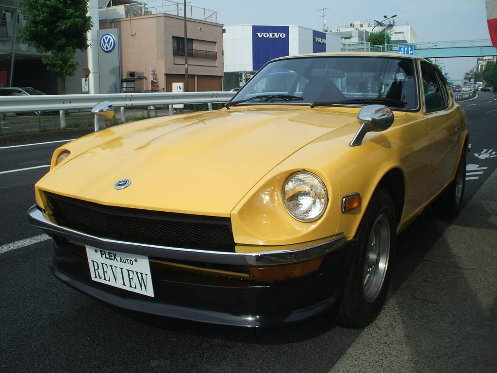   日産 フェアレディZ ノーマル車