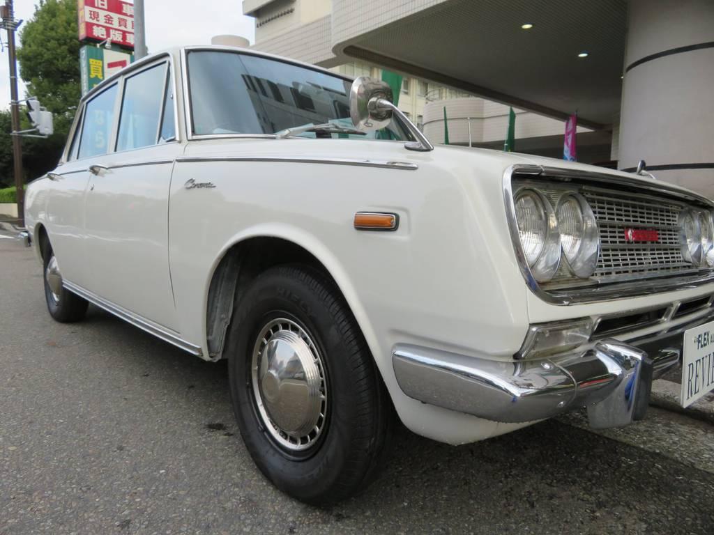 | トヨタ コロナ 1500DX