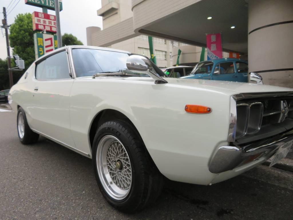 | 日産 スカイラインHT 2000GTX-E